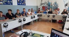 Lekcja otwarta dla gimnazjalistów w II LO w Łowiczu