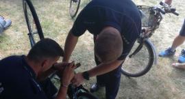 Policja bezpłatnie znakuje rowery - skorzystaj i TY!