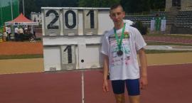 Rekordowy skok Jakuba Pająka w Słubicach