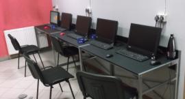 Łowicz: nielegalny hazard w sklepie komputerowym