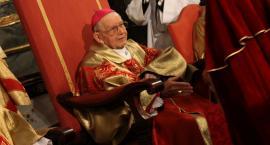 90. urodziny biskupa Alojzego Orszulika (ZDJĘCIA, VIDEO)