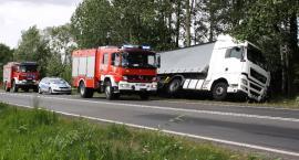 Zdarzenia drogowe na trasach krajowych pod Łowiczem