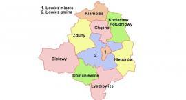 Cztery okręgi i 19 radnych w powiecie