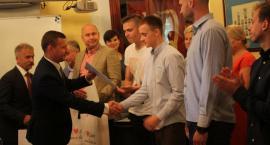 Władze Łowicza pogratulowały drużynie Księżaka