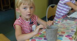 Warsztaty ceramiki dla dzieci w ŁOK