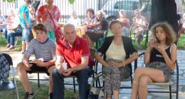 Sąsiedzka integracja przy baszcie gen. Klickiego [VIDEO]