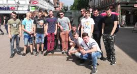 Młodzież ze Zduńskiej Dąbrowy na zagranicznym stażu