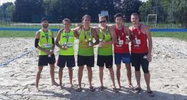 Para z Głowna najlepsza w pierwszym turnieju OMŁ w siatkówce plażowej