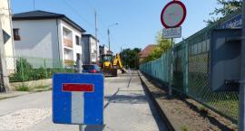 Trakt modernizuje trzy ulice w Łowiczu