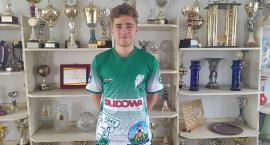 18-latek podpisał kontrakt z Pelikanem