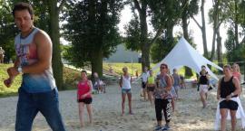 Latynoskie rytmy na plaży nad Bzurą