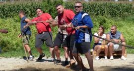 Team z Bratkowic najlepszy w przeciąganiu liny [ZDJĘCIA, WIDEO]