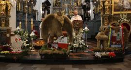 Dożynki parafialne w łowickiej katedrze (ZDJĘCIA, VIDEO)