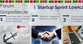 Po raz pierwszy w Łowiczu… Międzynarodowe Łowickie Forum Gospodarcze i Start Up Sprint!