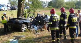 Groźny wypadek w Kalenicach. Cztery osoby ranne, w tym jedna ciężko - AKTUALIZACJA
