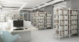 Przebudowa dawnego G1 na bibliotekę droższa niż się spodziewano