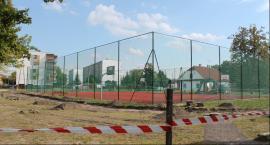 Ruszył remont boiska przy Szkole Podstawowej nr 2 w Łowiczu