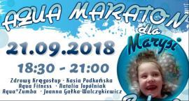 Charytatywny Aqua Maraton dla Marysi Szkop już w piątek