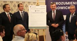 Łowicz: Porozumienie Łowickie i Nowoczesna ze wspólnym programem (ZDJĘCIA, VIDEO)