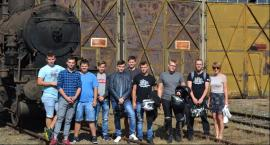 Szkolny Klub Europejski w Starej Parowozowni w Skierniewicach