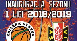 Księżak Syntex Łowicz rozpoczyna sezon w I lidze. Wyniki sparingów