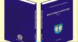 Już w sobotę promocja XV tomu Roczników Łowickich