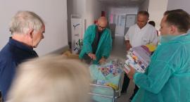 Inicjatywa obywatelska Porozumienia Łowickiego w lokalnym szpitalu
