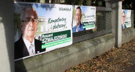 Kampania wyborcza w Łowiczu. Czy plakaty mogą wisieć w strefie ochrony konserwatorskiej?