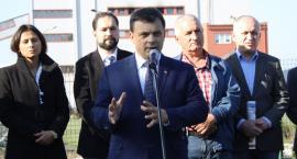 Konferencja prasowa nt. geotermii w Łowiczu (ZDJĘCIA, VIDEO)