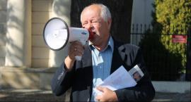 Wojciech Gędek z poparciem dla Jakuba Wolskiego i kandydatów PiS na radnych