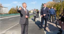 Ulica Dmowskiego otwarta dla ruchu [FOTO, VIDEO]