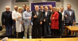 Porozumienie Łowickie czeka na wyniki (ZDJĘCIA, VIDEO)