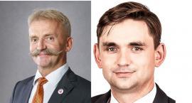 Kaliński i Wolski komentują wyniki niedzielnego głosowania