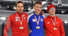 Zbigniew Bródka i Artur Janicki z medalami mistrzostw Polski