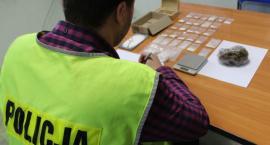 Narkotykowy biznes w centrum Łowicza