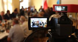 Transmisja z pierwszej sesji Rady Miejskiej w Łowiczu - AKTUALIZACJA