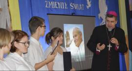Biskup Wojciech Osial odwiedził SOS-W w Łowiczu (ZDJĘCIA)