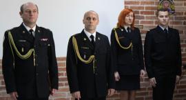 Zaprzysiężenie komendanta powiatowego PSP w Łowiczu (ZDJĘCIA, VIDEO)