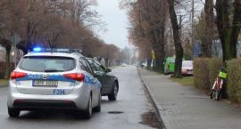 Potrącenie pieszego w Łyszkowicach i rowerzystki w Łowiczu