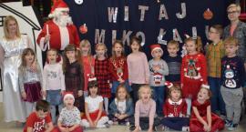Spotkanie z Mikołajem w Przedszkolu Terefere