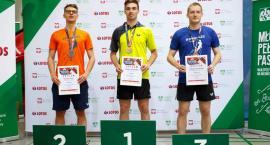 Michał Szczepanek najlepszym tenisistą stołowym studentów I roku