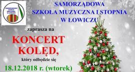 Samorządowa Szkoła Muzyczna zaprasza na świąteczny koncert