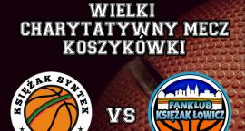 Charytatywny mecz koszykówki dla Szymona Kołaczyńskiego z Łowicza
