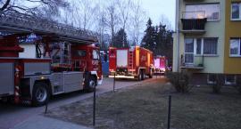 Przypalony garnek postawił strażaków na nogi