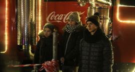 Świąteczna ciężarówka Coca-Coli zawitała do Łowicza