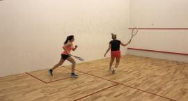 Za nami pierwszy kobiecy turniej squasha
