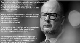 Łowiczanie oddadzą hołd zmarłemu prezydentowi Gdańska
