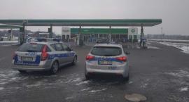 Ewakuacja MOP-u na autostradzie A2 pod Łowiczem. Nierozważni podróżni postawili służby na nogi