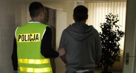 Gmina Bielawy: 33-letni włamywacz wpadł na gorącym uczynku