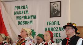 """Spotkanie patriotyczno - noworoczne w """"Domu Ludowym"""" w Ostrowie"""